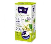 Гигиенические прокладки ежедневные Bella Panty Soft Tilia 20