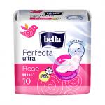 Гигиенические прокладки Bella Perfecta Ultra Rose Deo fresh 10