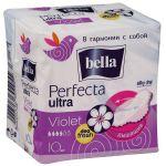 Гигиенические прокладки Bella Perfecta Ultra Violet Deo fresh 10