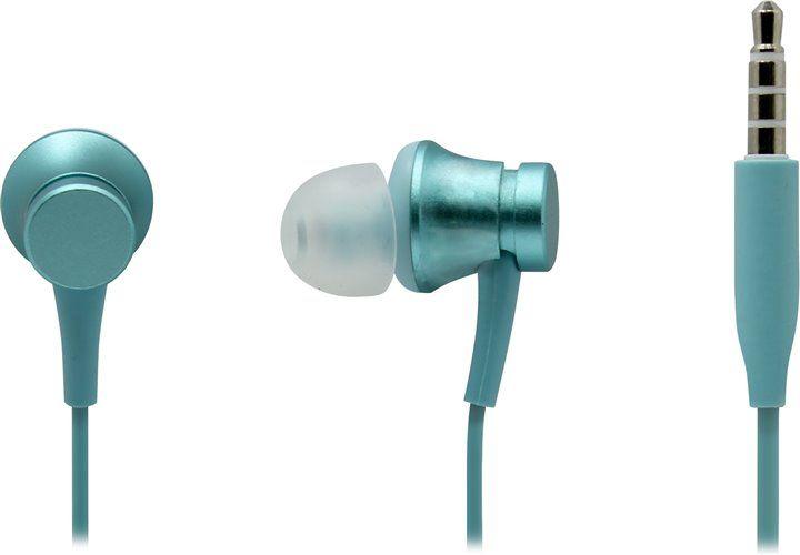 Наушники с микрофоном Xiaomi Mi Basic Matte (голубой)