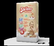 Подгузники детские Skippy Premium Размер 5 (12-25 кг), 64 шт.