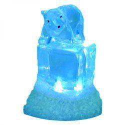 Мишка на ледяном кубике NY5062