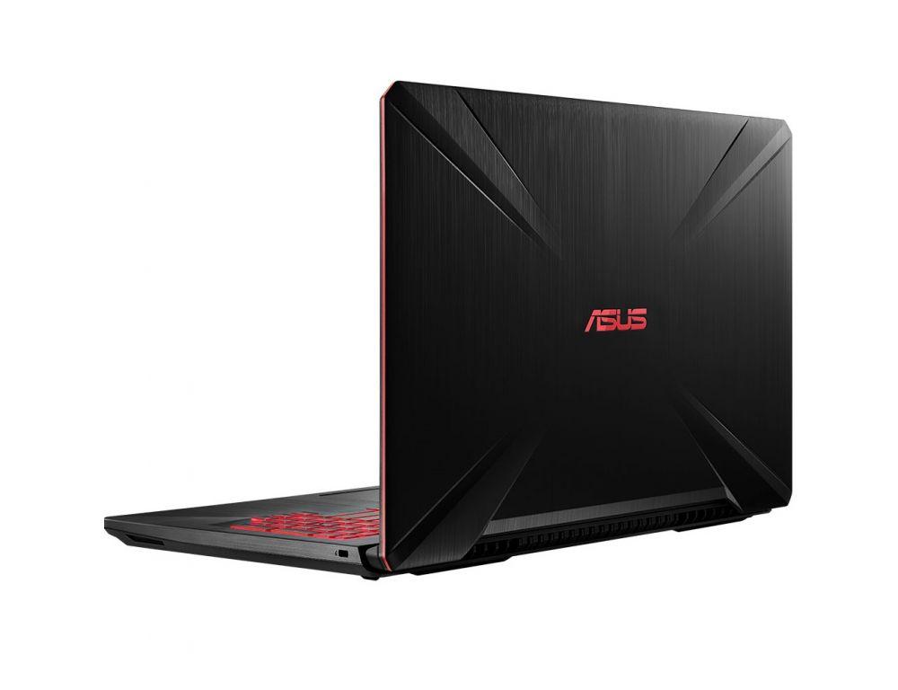 Ноутбук ASUS ROG FX504GE E4062T [90NR00I2-M01580]/ Black