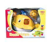 Игрушка для ванной QUNXING TOYS 8817 морские обитатели
