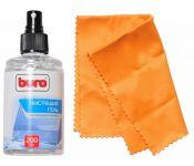 Чистящий набор (салфетки + гель) Buro BU-Gscreen для экранов и оптики 200мл
