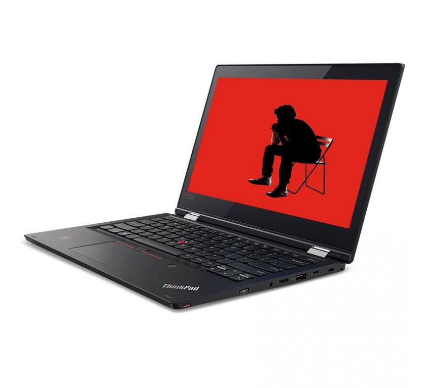 Трансформер Lenovo ThinkPad Yoga L380 [20M7002GRT] black