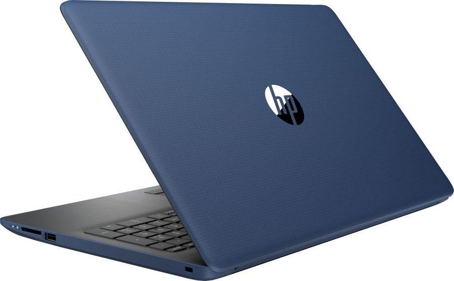Ноутбук HP 15-da0122ur [4JY50EA] blue
