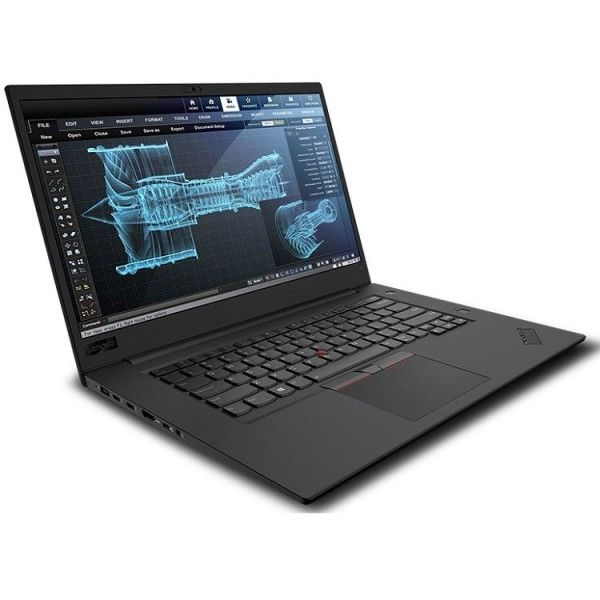 Ноутбук Lenovo ThinkPad P1 [20MD003VRT]  black