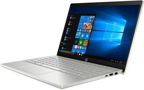 Ноутбук HP 14-ce1009ur [5SU43EA] gold