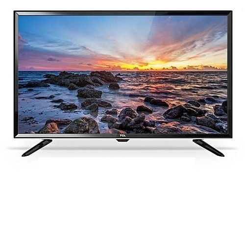 """Телевизор LED TCL 24"""" LED24D3000 черный"""