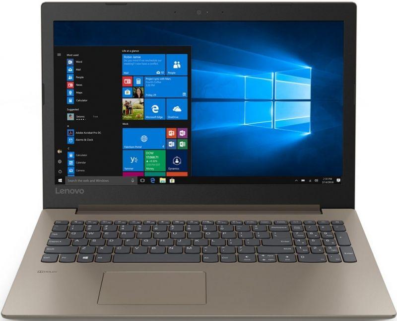 Ноутбук Lenovo IdeaPad 330-15IKBR [81DE0206RU] brown