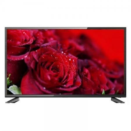 """Телевизор LED Hartens 43"""" HTV-43F01-T2C/A4 черный"""