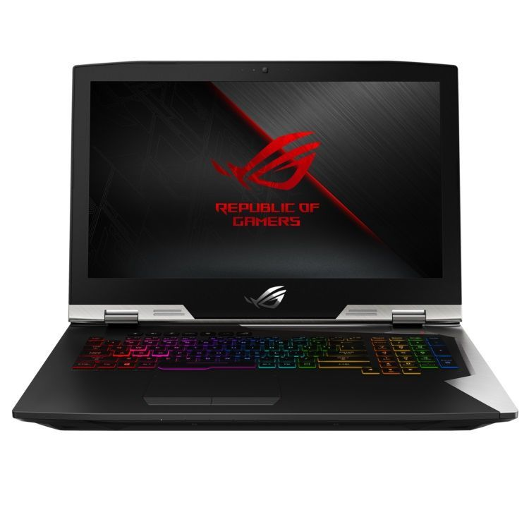 Ноутбук ASUS ROG G703GS-E5057[90NR0091-M00790]/Aluminum
