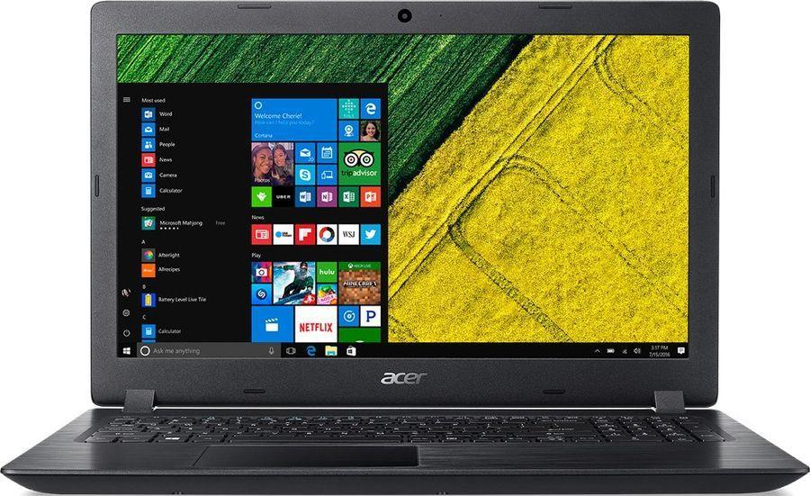 Ноутбук Acer Aspire A315-53G-53QE [NX.H1RER.005]  black