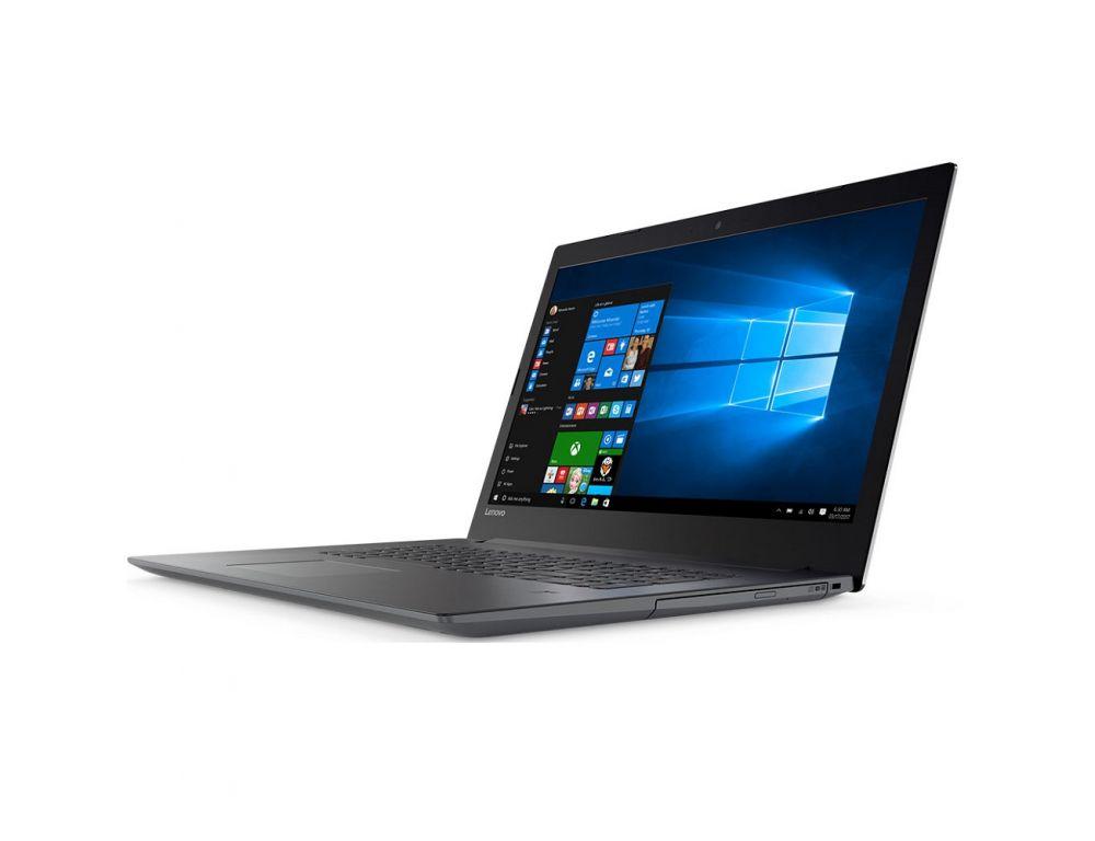 Ноутбук Lenovo IdeaPad 320-17ISK [80XJ004DRU] black