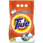 Стиральный порошок Tide Альпийская свежесть автомат 3кг