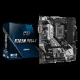 Материнская плата Asrock B365M PRO4-F Soc-1151v2 Intel B365 4xDDR4 mATX AC`97 8ch(7.1) GbLAN+VGA+DVI