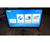 "Телевизор LED BBK 32"" 32LEX-5027/T2C черный/HD READY/50Hz/DVB-T2/DVB-C/USB/WiFi/Smart TV (RUS) (БУ)"