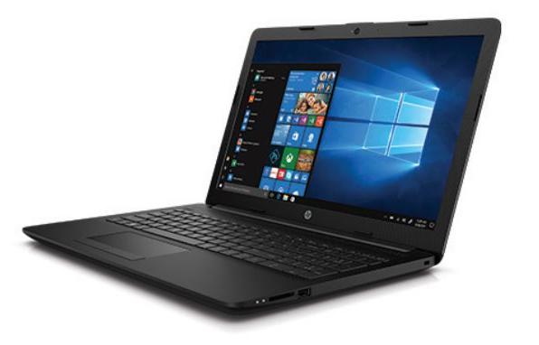 Ноутбук HP 15-db0117ur [4JV77EA] black