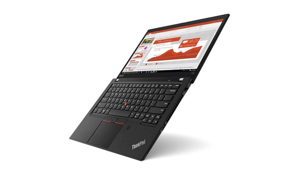 Ноутбук Lenovo ThinkPad T490s [20NX000ART] black