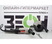 Углошлифовальная машина Интерскол МШУ-125/1400Э 1400Вт 9500об M14 d=125мм (БУ в отличном состоянии)