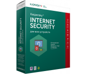 BLR KL19412UBFS KasperskyInternet Security - Multi-Device . 2-Device 1 year Base Retail Pack (бел)
