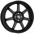 Автомобильные диски ENZO 110 6x15 4x100 ET38 D60,1 BLACK MATT