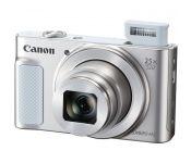 "Фотоаппарат Canon PowerShot SX620 HS белый 20.2Mpix Zoom25x 3"" 1080p SDXC/SD/SDHC CMOS 1x2.3 IS opt 5minF 2.5fr/s 30fr/s HDMI/WiFi/NB-13L"
