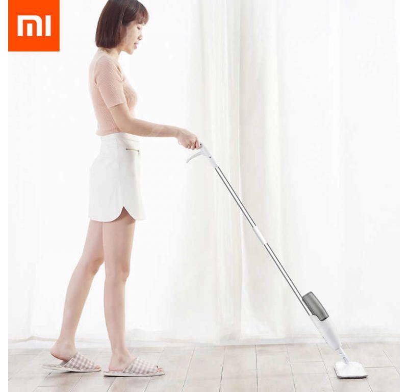 Швабра Xiaomi Deerma Water Spray Mop (белый)