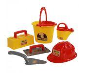 Набор для песка ПолесьеНабор каменщика №5 Construct 50199