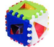 Сортер Stellar Логический кубик малый 1314