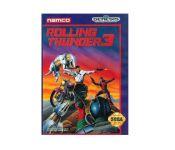 Игра Rolling Thunder III SEGA