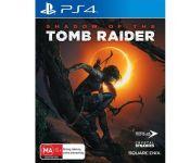 Игра Shadow of the Tomb Raider PS4