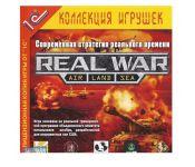 Игра Real War PC-CD Jewel