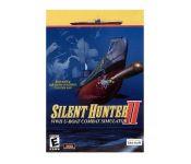 Игра Silent Hunter II CD jewel PC