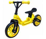 Беговел RT Hobby-bike Magestic желтый ОР503