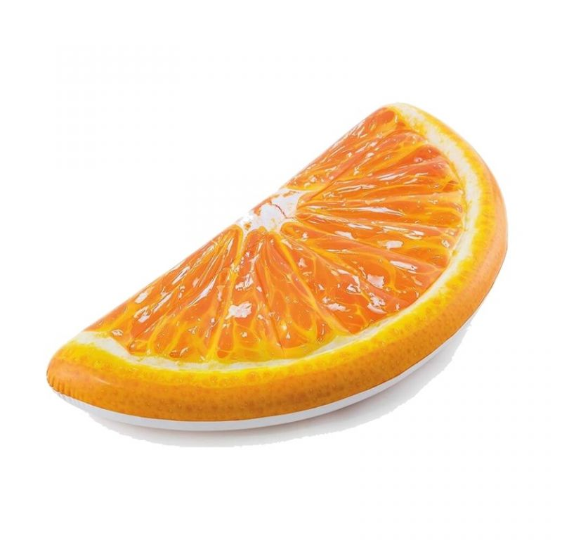 Надувной плот Intex Апельсиновая долька 58763EU