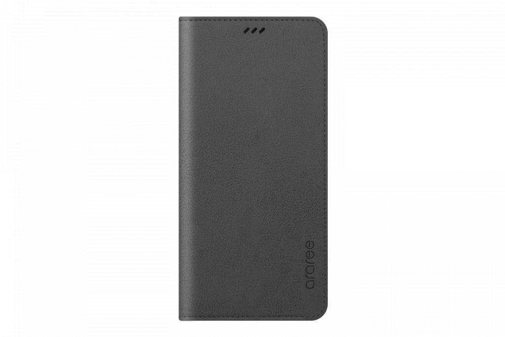 Чехол (флип-кейс) Samsung для Samsung Galaxy A8 Designed Mustang Diary серый (GP-A530KDCFAIB)