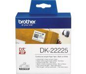 Наклейки адресные Brother (DK22225)