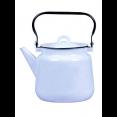 Чайник 3,5л 2с26 серо-голубой