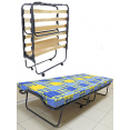 Кровать-тумба Вена 1995х900мм,ламели,колеса