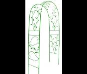 Арка садовая Клевер Комбинированная 230x120x50cm Light Green З-01 (838977)