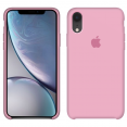 Чехол Innovation для APPLE iPhone XR Silicone Pink 12847