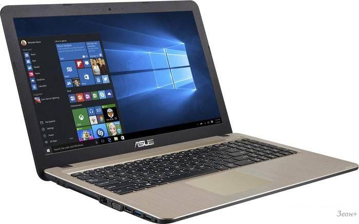 Ноутбук ASUS X540LJ-XX771T