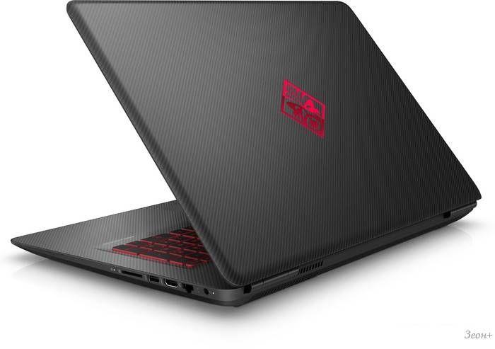 Ноутбук HP OMEN 17-w102ur [Y5V57EA]