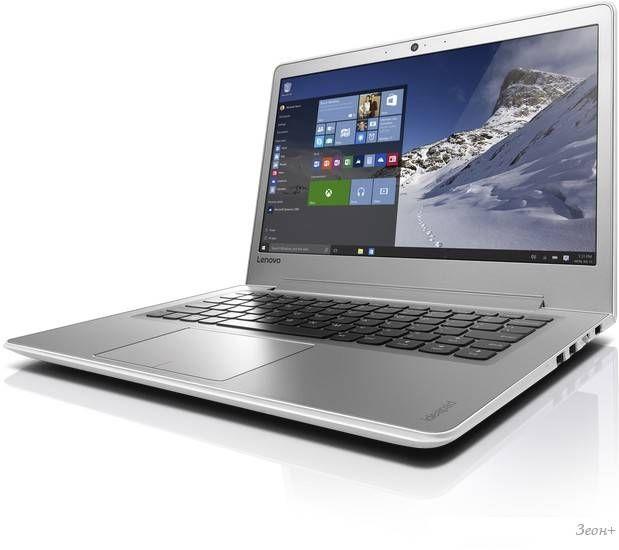 Ноутбук Lenovo IdeaPad 510S-13IKB [80V0002HRU]