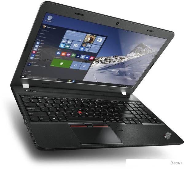 Ноутбук Lenovo ThinkPad E560 [20EV003ERT]