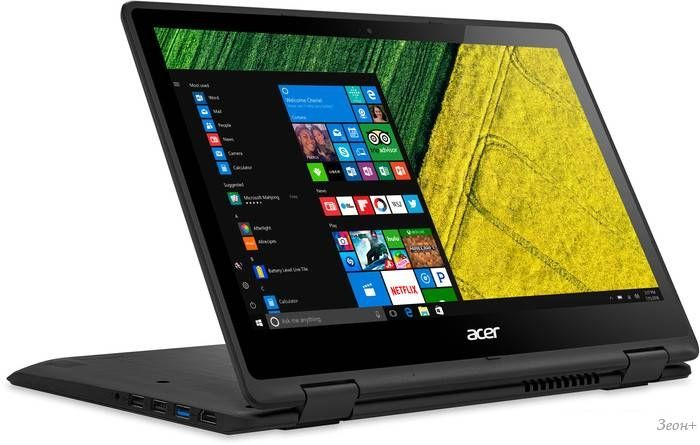 Ноутбук Acer Spin 5 SP513-51-37UY [NX.GK4ER.005]
