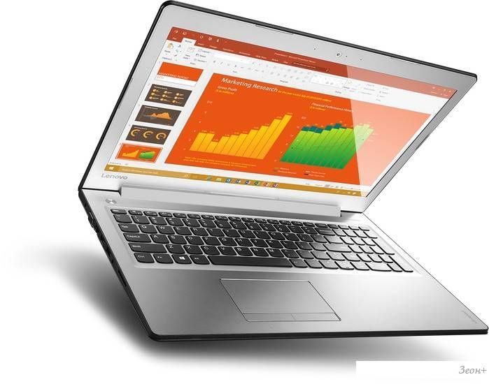 Ноутбук Lenovo IdeaPad 510-15IKB [80VC0009RK]