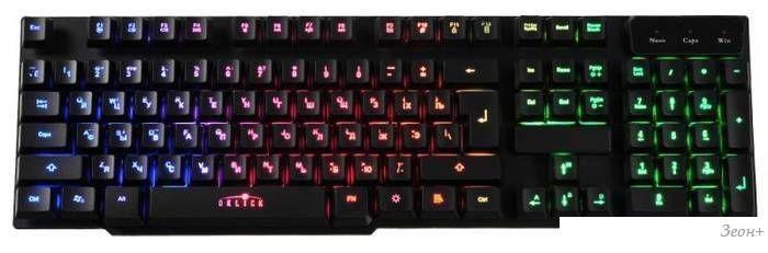 Клавиатура Oklick 760G Genesis [381063]